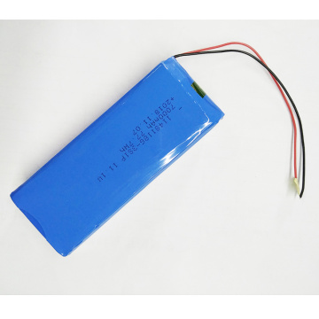 High Temperature 1148118 3S1P 11.1V 7000mAh Lipo Battery