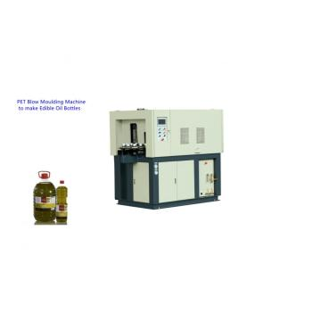 500ml Water Bottle Blow Moulding Machine