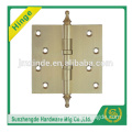 SZD SAH-045BR brass 2bb pagoda tip hinge door hinge for door and cabinet with cheap price