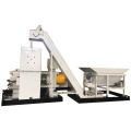 Horizontal Copper Granules Steel Chips Briquette Machine
