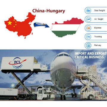 air freight shipping agent rates to Hungary from Shenzhen