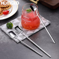 New Design  Long Handle Stainless Spoon