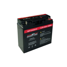 BSL12V20-ST	Standard Type LITHIUM IRON PHOSPHATE BATTERY