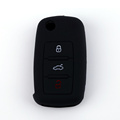 Car Key Cover For 3 Buttons Volkswagen Skoda