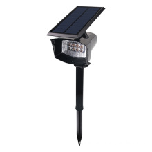 Remote Controlled Solar Powered Flood Light