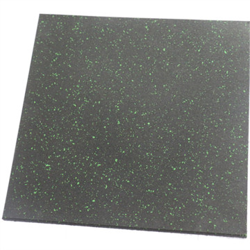 Sound Insulation Rubber Flooring
