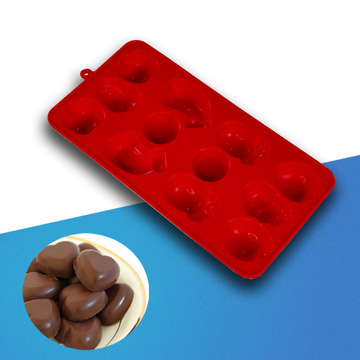 chocolate mousse silicone mold