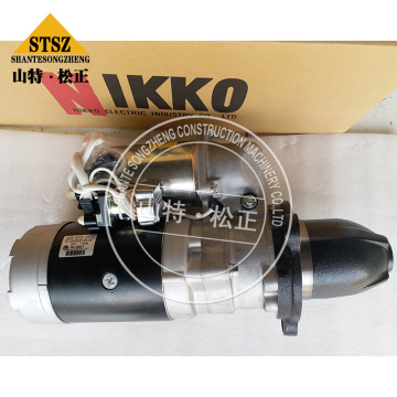PC2000-11 Starting Motor 600-813-9911 komatsu excavator spare parts