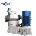 Agricultural waste pellet making machine