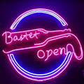 LED NEON BAR LAMBANG SENTUK