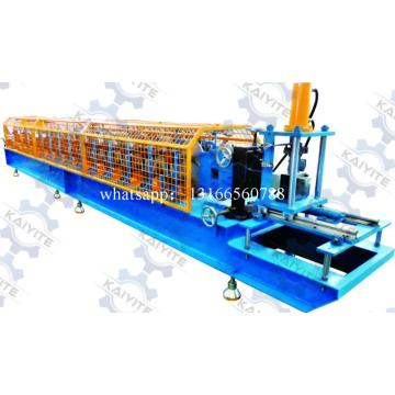 Shutter Door Supporting Piece Forming Machine