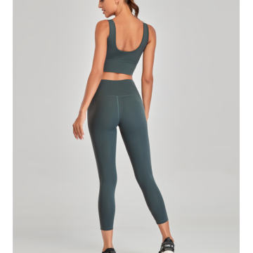 Crop Activewear Set za ženske