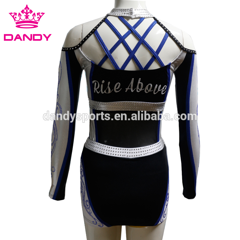 middle school cheer uniforms