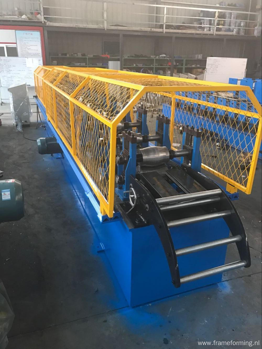 Geenhouse pillar/ small hat roll forming machine