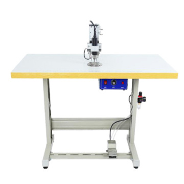 Semi Automatic 3ply Mask Earloop Single Welding Machine