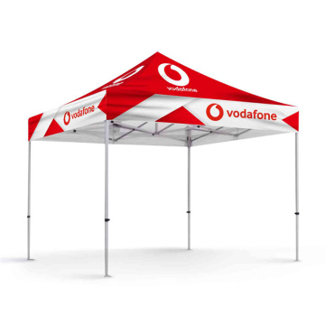 Custom Logo Pop up Trade Show Exhibition Canopies