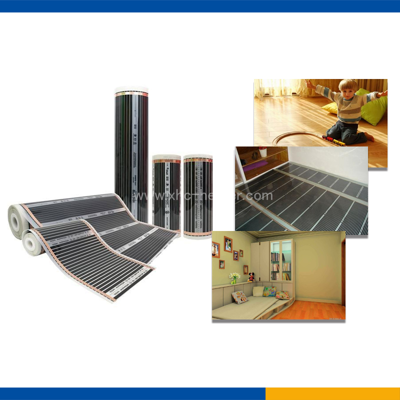 Ceramic Underfloor Heating