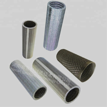 Sintered SS 5-Layers Wire Mesh Elements