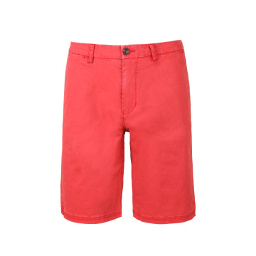Man's Slim Fit Chino Shorts