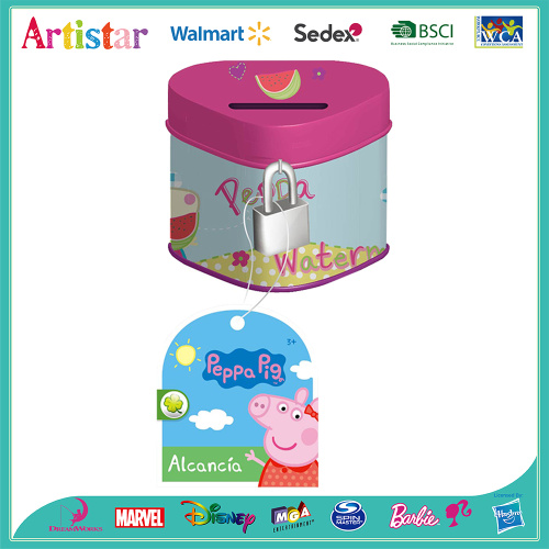 Peppa Pig money box