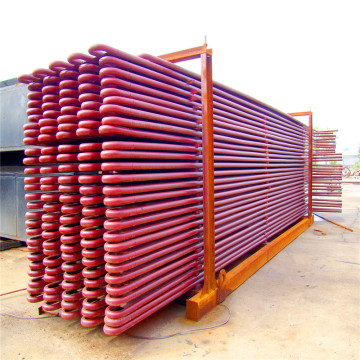 Coal Biomass Power Station Boiler Pressure Parts Superheater