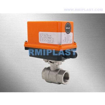 Electric Ball Valve For Water and Gas System
