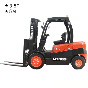 3.5 tons Diesel Forklift FR (5-meter Lifting Height)