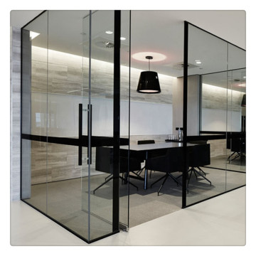 Australian Standard 12mm Tempered Office Partition Glass