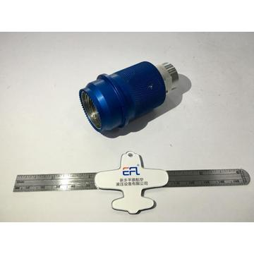AS1709 Female Quick Coupling (Blue)--12 Pipe Size