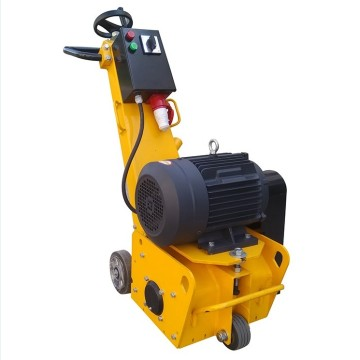Small concrete milling machine concrete scarifier