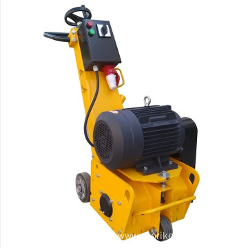 manual concrete /asphalt scarifying machine