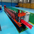 Metal Roofing Ridge Cap Roll Forming Machine