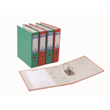 Lever arch file of ​office two-hole PVC folder