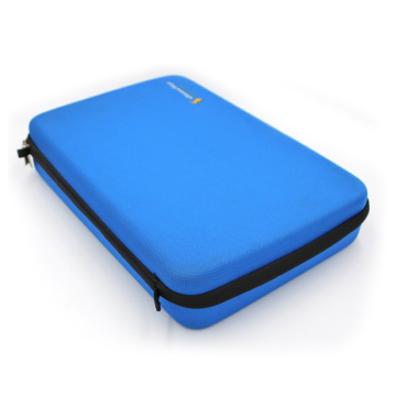 Hard professional carrying portable equipment eva tool case with foam insert
