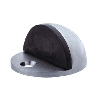 Stainless Steel Half Round Door Stop