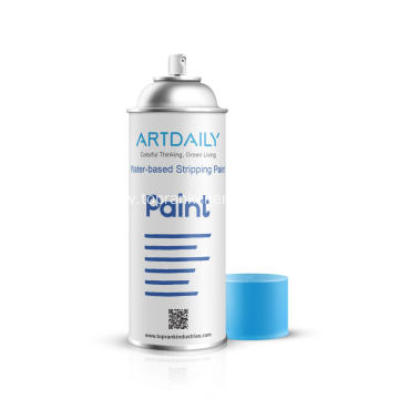 Water Based Striping Spray Paint