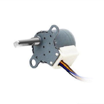 Unipolar Stepper Motor |4 Phase Unipolar Stepper Motor
