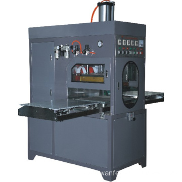 RF Shoe Upper Vamp Embossing Machine