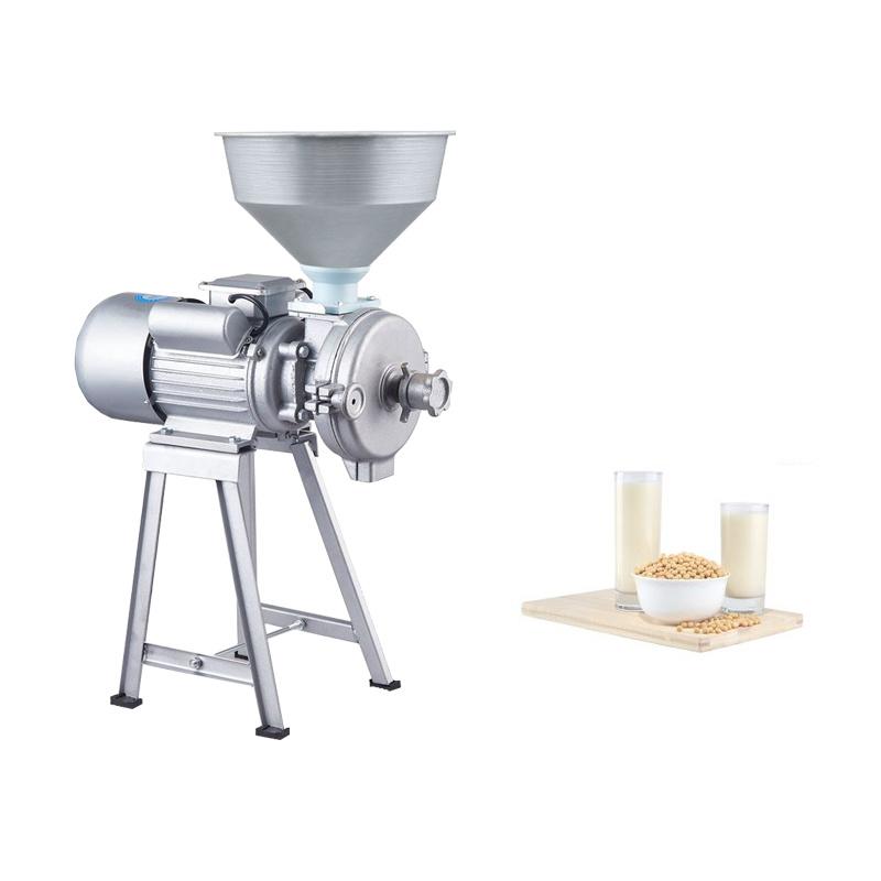 Peanut Butter Machine Wet Refiner Grain Bean Mill Used For Tofu, Sesame Paste Chili Sauce Corn Fiour Etc.