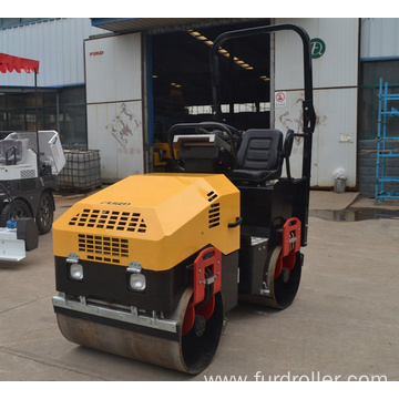 China High Quality Road Compaction 2 ton Vibratory New Road Roller Price FYL-900