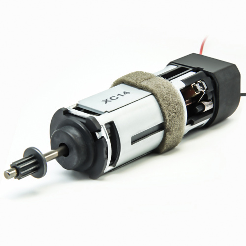 Brushed DC Electric Motor | Cleaning Motor Brushes | Carbon Brush Motor DC