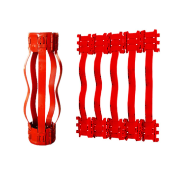 Oilfield Slip on Set Non-Weld Semi Rigid Centralizer