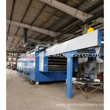 Textile DYING Tubular Fabric Dryer Drying Machine