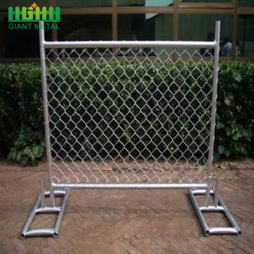 Hot Sales Used Chain Link Temporary Fence Panel