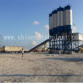 High Volume 120 Stationary Concrete Mix Plant