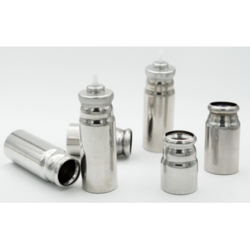 MDI canisters Plasma coated canister'
