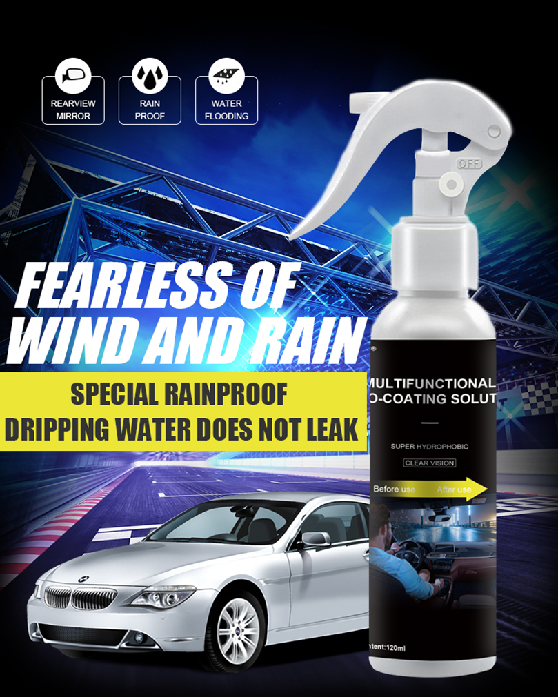 Car Glass Rainproof Agent