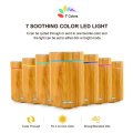 Quiet Nightlight Bamboo Aroma Oil Diffuser for Australia