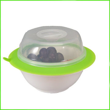 2016 Hot Selling Plate Cup Silicone Microwave Cover