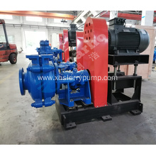 SMAHR75-C Rubber Centrifugal Slurry Pump